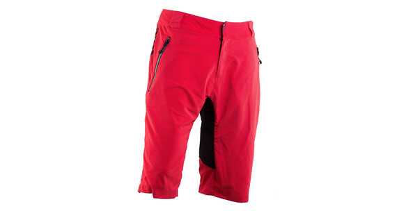 Race Face Stage Shorts Men Flame